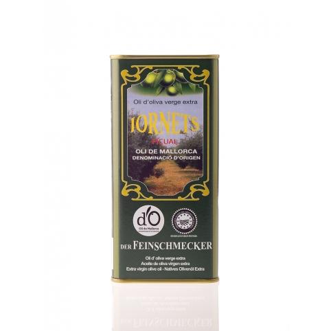 (6 x 12€) Lata 50 cl. aceite oliva virgen extra