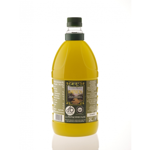 Huile d'olive vierge 2 litres