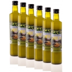(6 x 12€) 50 cl bottle extra virgin olive oil