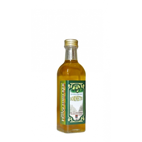 12 x Miniature bottle 6 cl. extra virgin olive oil