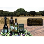 (6 x 6€) Kanister 25 cl. Natives Olivenöl extra