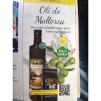(6 x 6€) Bouteille de 25 cl. huile d'olive vierge