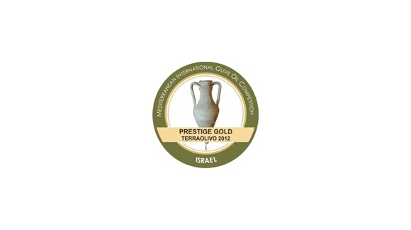 2012 TERRAOLIVO-EXTRA VIRGIN OLIVE OIL INTERNATIONAL COMPETICION