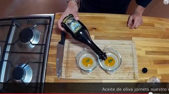 VEGAN false truffled egg yolk