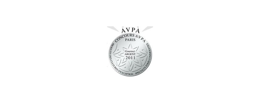 2011 Concurso Internacional AVPA de París Gourmet
