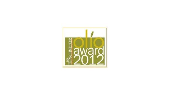 2012 DER FEINSCHMECKER OLIO AWARD