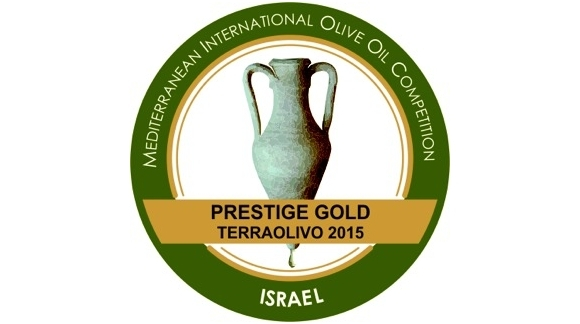 TERRAOLIVO: Gold 2015 / Prestige Gold 2015